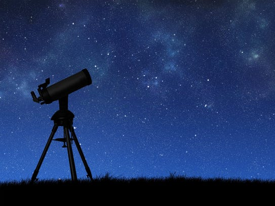 Lincoln Ridge Park in Independence hosts a star gazing event Saturday evening.