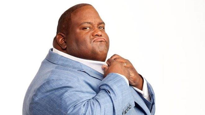 Comedian Lavell Crawford will appear at Crackers Comedy Club in Indianapolis.