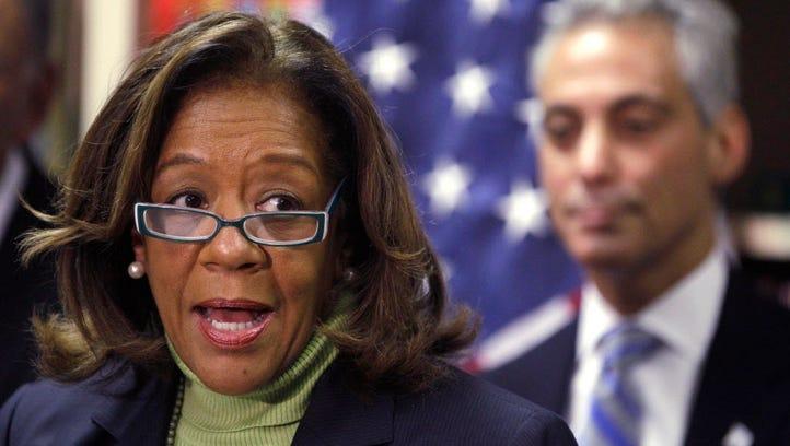 Former Chicago Public Schools CEO Barbara Byrd-Bennett