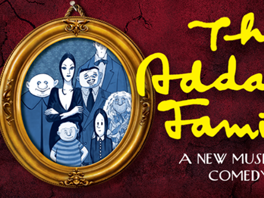 """The Addams Family"" musical will be playing throughout the week of Halloween at Old Creamery Theatre."
