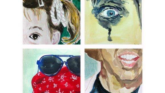 "Monika Bullette's ""February Birthdays of Distinction"""