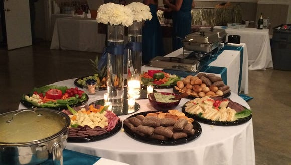 The Cajun Table offers catering for any kind of event,