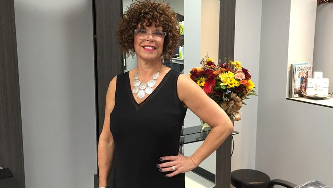 Diane Testani recently renovated Diane Testani Hair Salon and reopened on Sept. 28.
