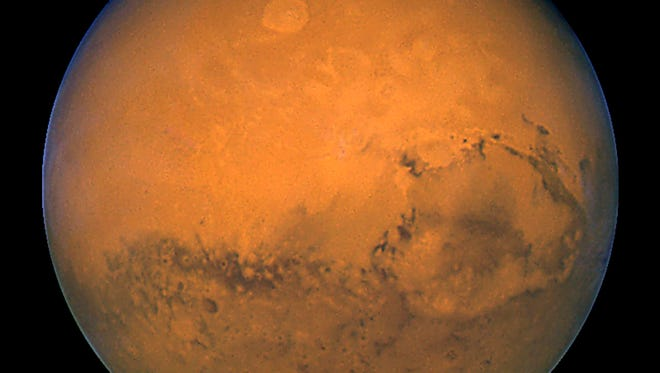 NASA wants to send astronauts to Mars within 20 years.