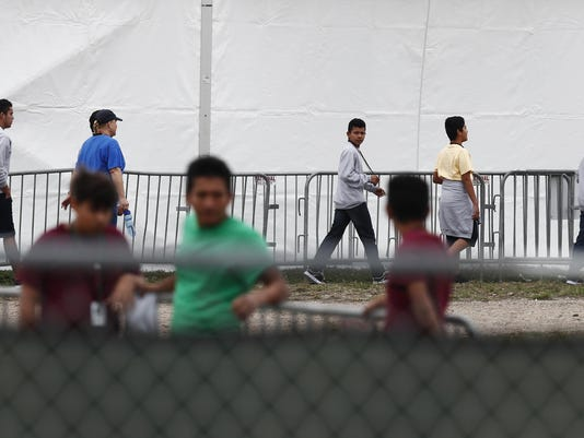 Immigration Childrens Shelters (4)