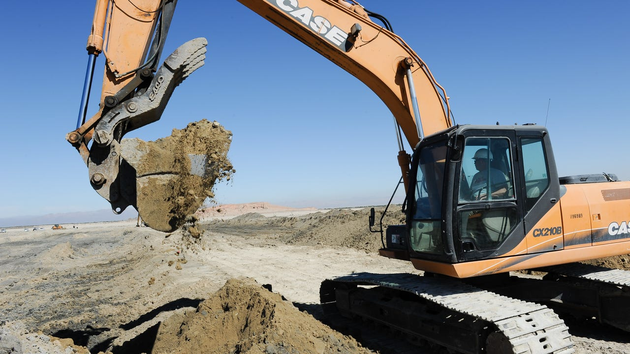 Building wetlands at the Salton Sea
