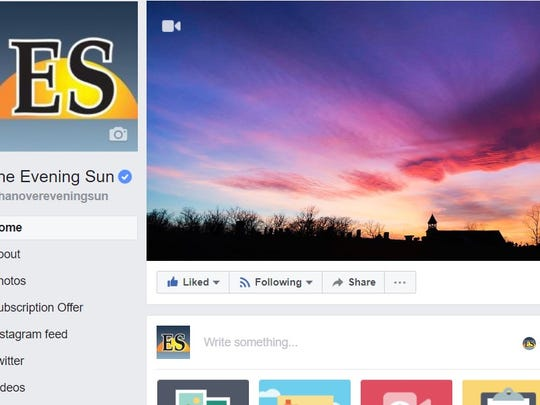"""Use the """"Following"""" menu and """"see first"""" to set ES Facebook posts to show up more prominently in your news feed."""