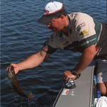 Michigan DNR fisheries division doing a lot with relatively little