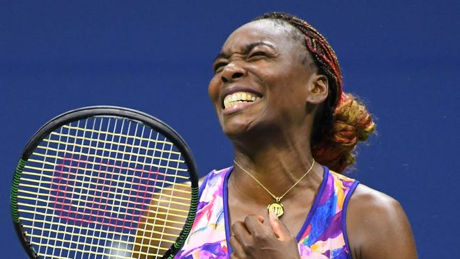 Venus Williams made her pro debut in 1994.