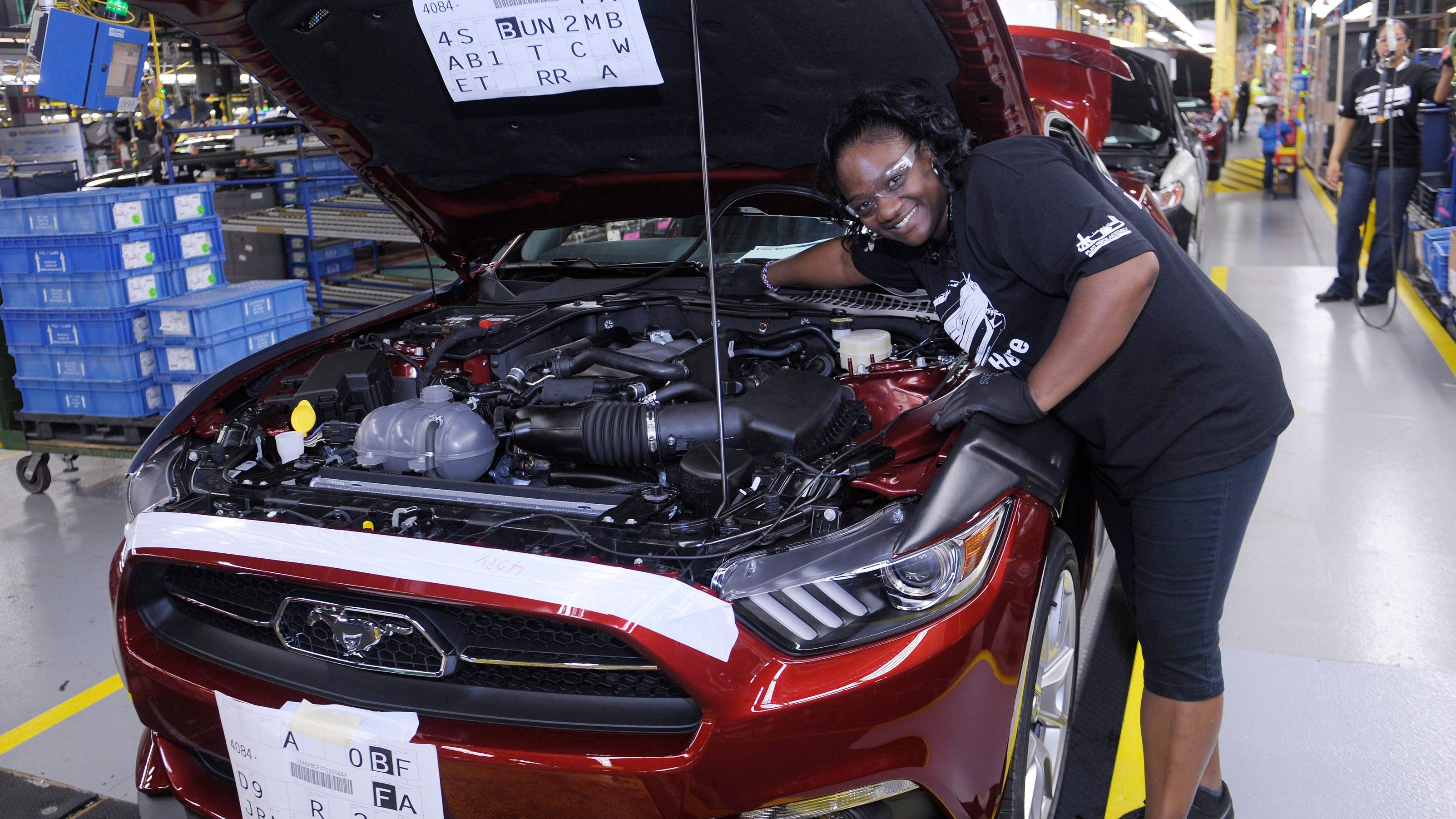 2015 Profit Sharing General Motors Autos Post