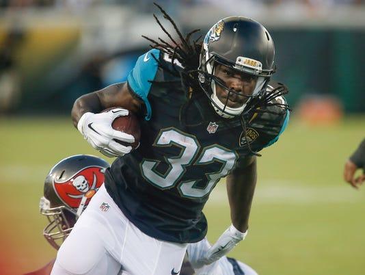 USP NFL: TAMPA BAY BUCCANEERS AT JACKSONVILLE JAGU S FBN USA FL