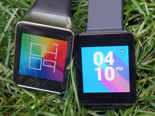 Not yet time for Android Wear smart watches