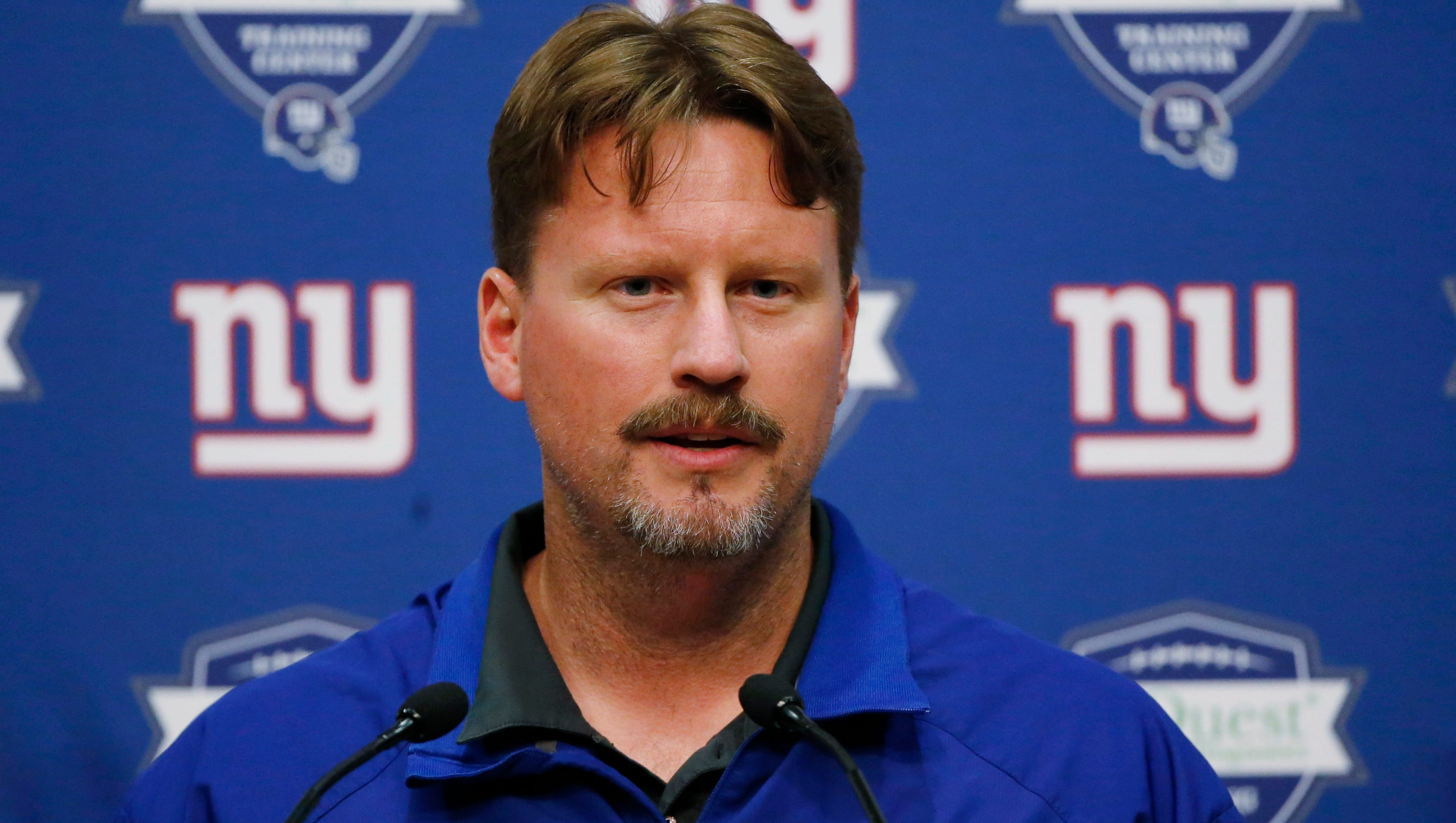With Ben Mcadoo Giants Miss Chance For Meaningful Change