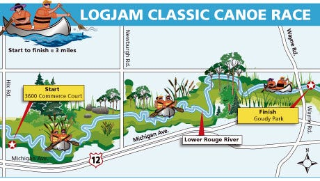The second running of the Logjam Classic is set for Saturday, Oct. 11.