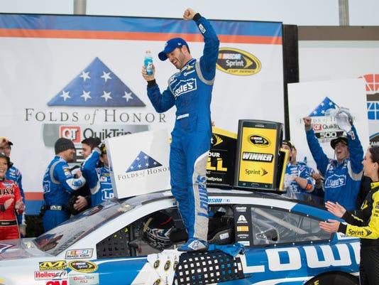 NASCAR: Folds of Honor QuikTrip 500