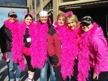 Spokane survivors and supporters run Race for the Cure