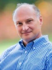 Jeff Downing is Mt. Cuba Center's executive director.