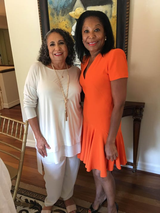 cathy hughes and vivian