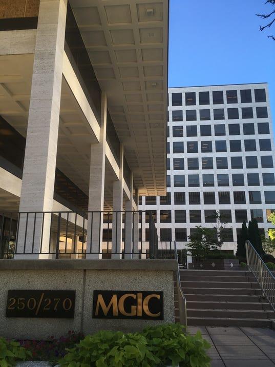 MGIC's Milwaukee headquarters