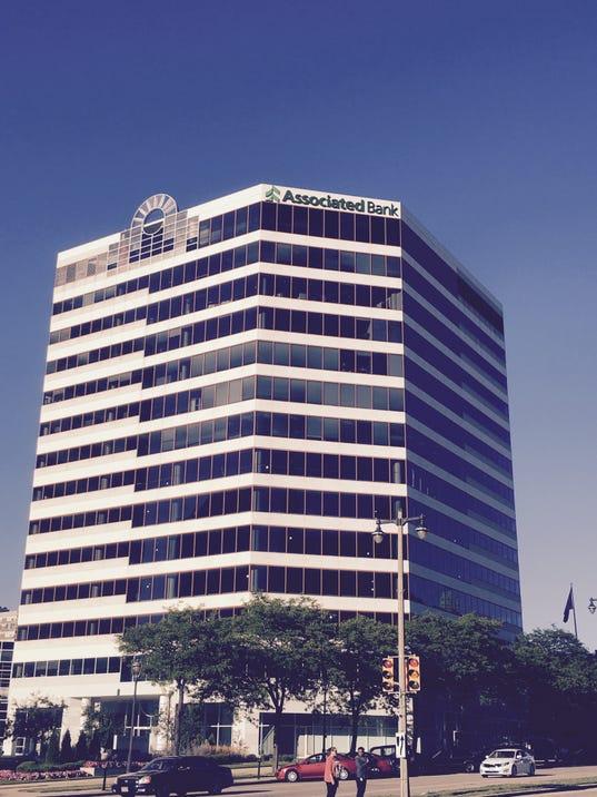 Associated Bank downtown Milwaukee