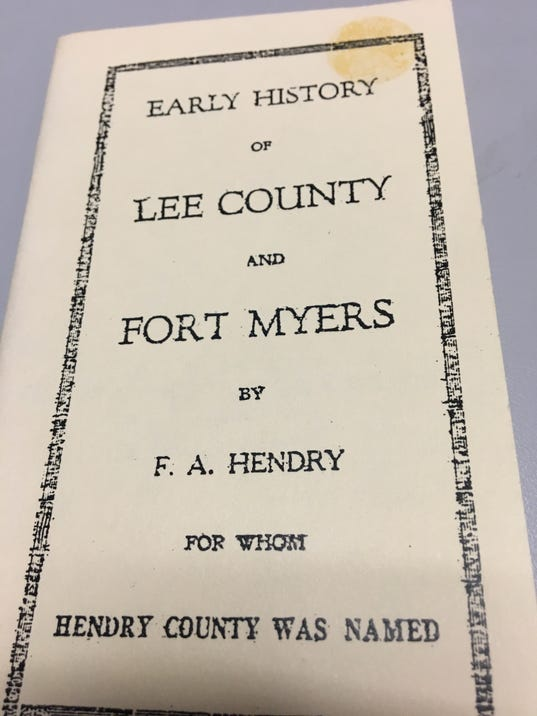 How Lee County was named