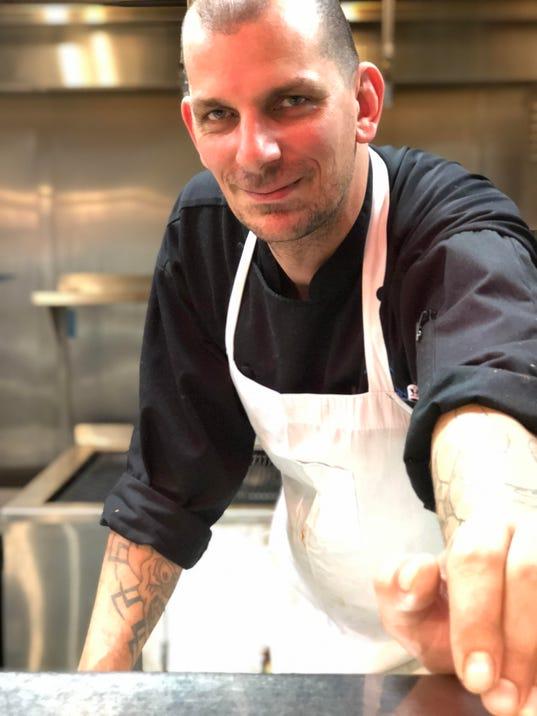 The Saloon Estero chef