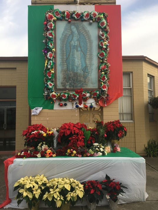 12 is the day to honor our lady of guadalupe