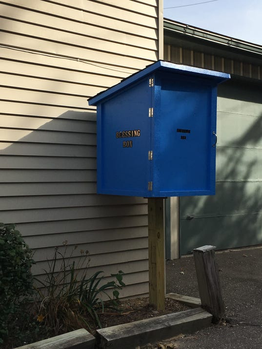 Blessing Box New Article Picture