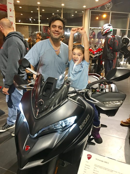 CEO of Ducati North America