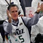 Mitt Romney taunting Westbrook is best NBA meme