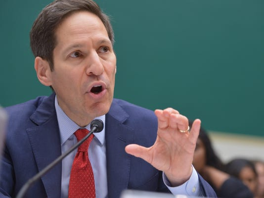 CDC director's warning
