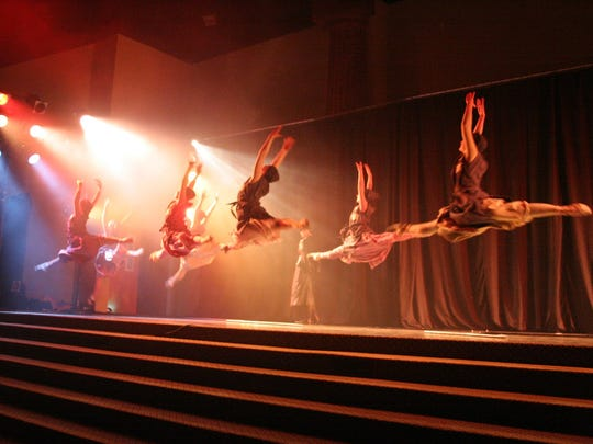 Scenes from Ballet Magnificat!'s performance of 'Hiding Place,' the true story of Holocaust survivor Corrie Ten Boom