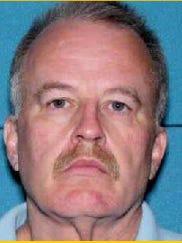Robbery suspect James Hoffman