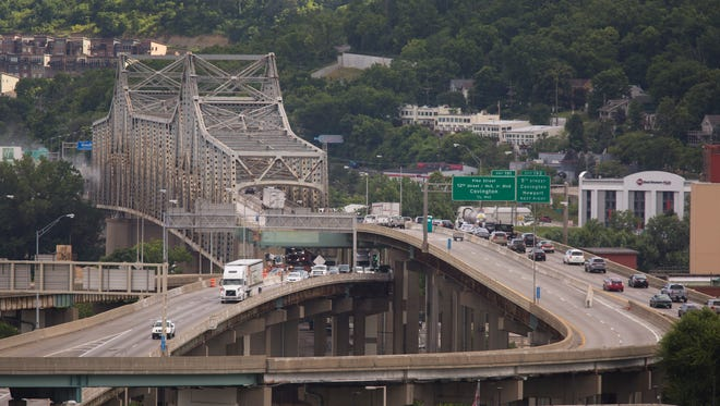 The Brent Spence Bridge is undergoing extensive maintenance over the next 60 days. The work means closed lanes, detours, traffic back-ups and headaches for commuters.