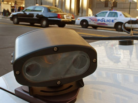"""A """"License Plate Reader"""" or LPR, one of"""
