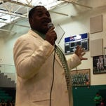 Toriano Williams introduced as Peabody football coach