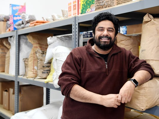 Meherwan Irani, owner of Chai Pani and Spicewalla,