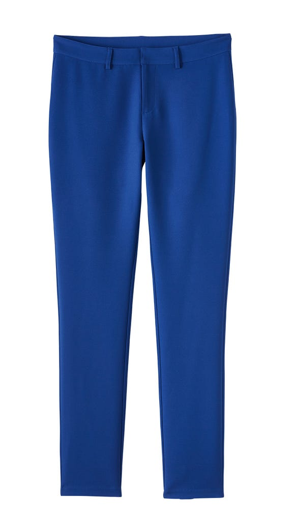 Business Blue Pants from Esmara by Heidi Klum.