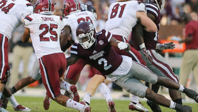 Mississippi State's Jamal Peters has found a new home at cornerback.
