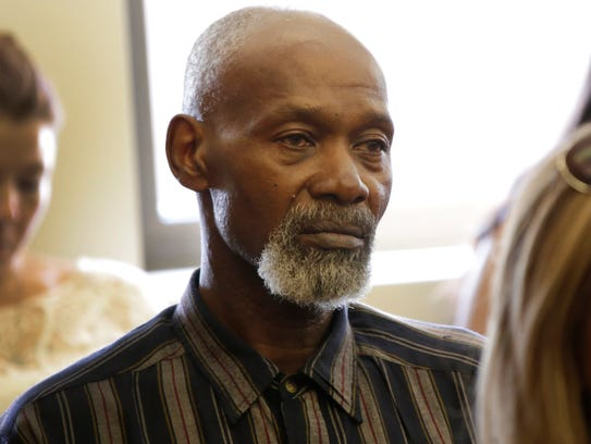 Edward Carter spent 35 years in prison for sexual assault