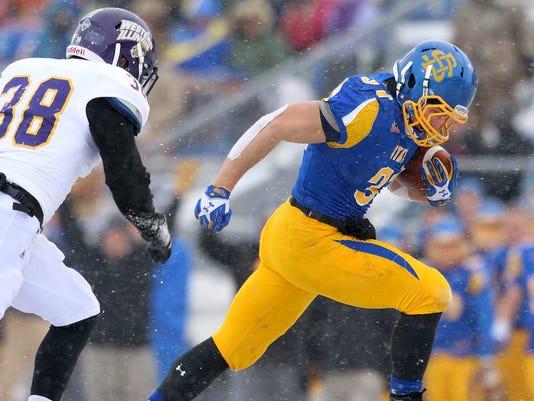 Western Illinois at South Dakota State University Football