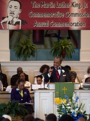 The Rev. Dr. Calvin Butts III of Abyssinian Baptist