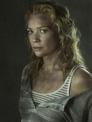 """Laurie Holden from """"The Walking Dead"""" will make an"""
