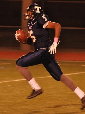 Kobe Williams is a two-way standout for Thurston.
