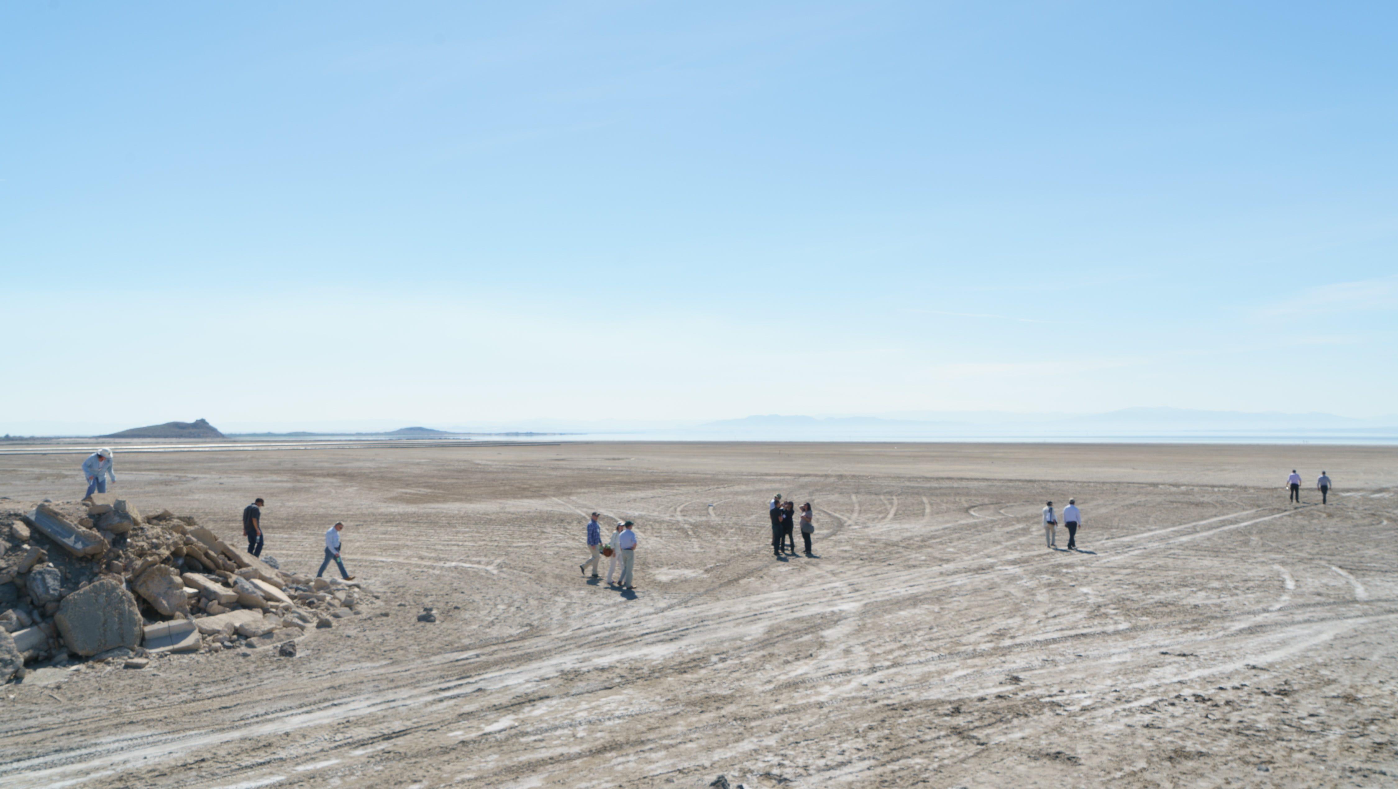 California's Dying Sea: Part 1: California far from solutions as Salton Sea crisis looms