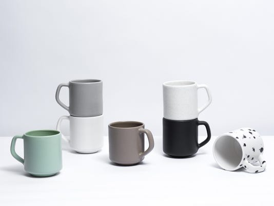 Charlevoix mugs