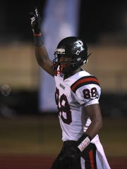 Parkway's Terrace Marshall is one of three area players