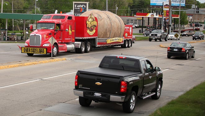 The Famous Idaho Potato Tour, organized by the Idaho Potato Commission in celebration of its 75th year of promoting the state's best-known product, is set to visit Cathedral City on March 21.