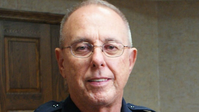 Assistant Springfield Police Chief Danny Johnson
