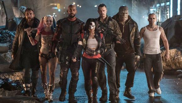 En esta imagen difundida por Warner Bros. Pictures,